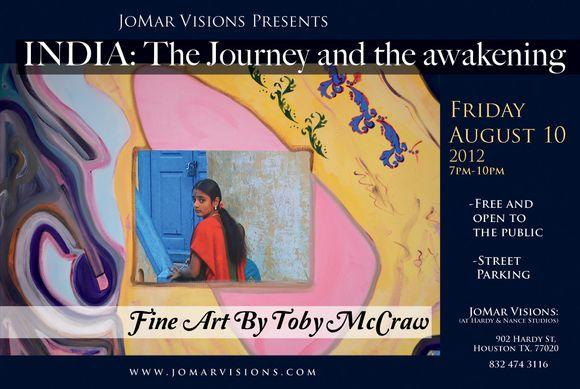 India- The journey and the awakening