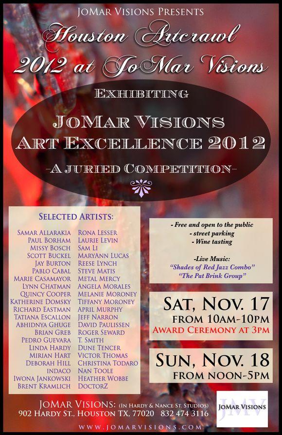 JMV Art Excellence 2012
