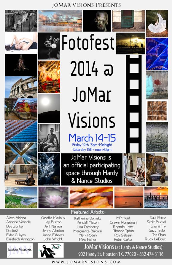 Fotofest 2014 Biennial @ JMV